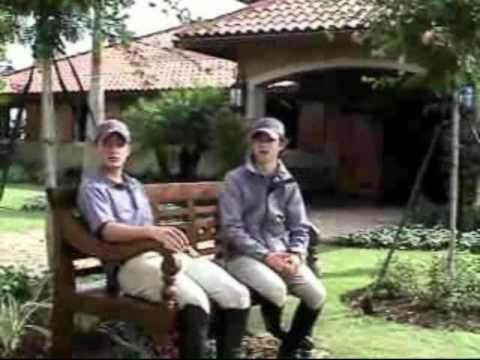 G&C Farm Interview with Juan Andres & Luis Fernando Larrazabal - Riders (English)