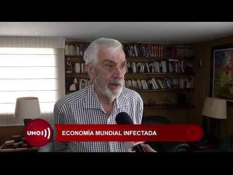 Pandemia de Covid-19 puede afectar seriamente la economía mundial