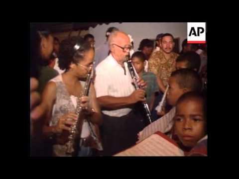 VENEZUELA: HOLY WEEK CELEBRATIONS