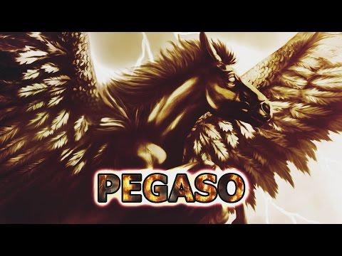 PEGASO - Mitología Griega