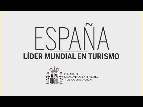 España, líder mundial en turismo