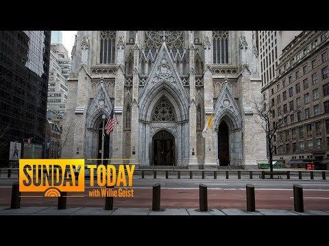 Celebrating Holy Week During The Global Coronavirus Pandemic | Sunday TODAY