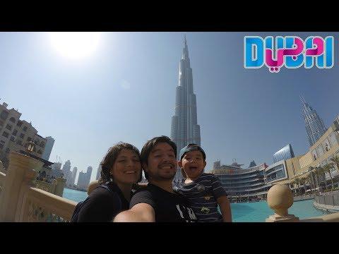 Bienvenidos a Dubai - Emiratos Arabes