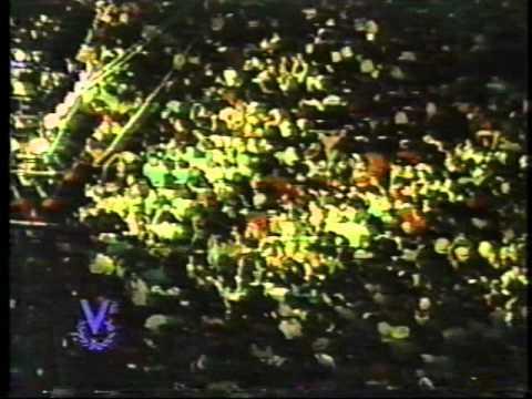 BILLOS CARACAS BOYS EN TENERIFE 1986 RECORD GUINNESS SIGAN BAILANDO