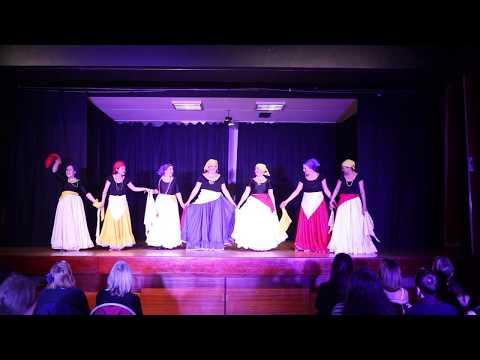We Dance In Leith 2018 Baila Venezuela Afro Venezuelan