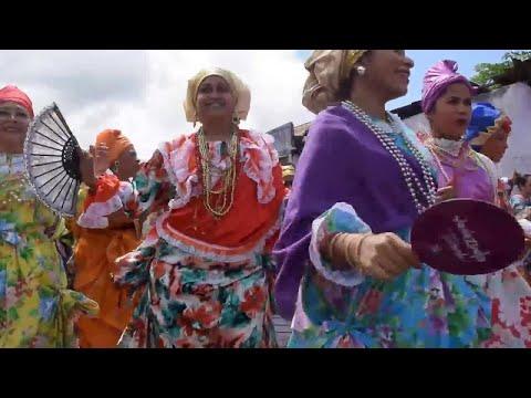 Carnival celebrations kick off in Venezuela