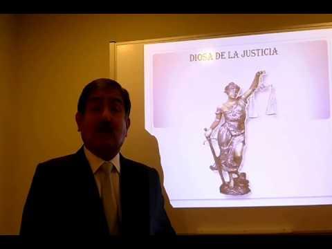 CONFERENCIA SOBRE SIGNIFICADO DE LA DIOSA DE LA JUSTICIA