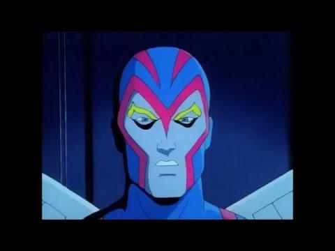 """""""The Four Horsemen of the Apocalypse"""" - X-Men"""