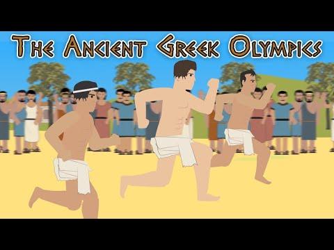 The Ancient Greek Olympics (776 BC-393 AD)