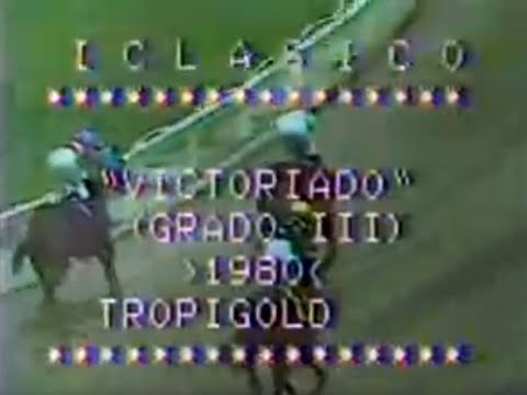 TROPIGOLD con Juan V. Tovar Clasico Victoreado 1980...!!!
