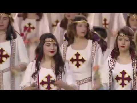 Desfile Moros y Cristianos Caravaca de la Cruz 2018