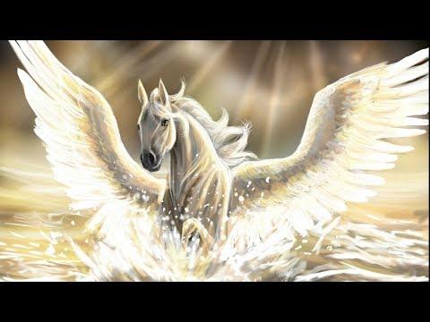 Pegasus: The Winged Stallion - Greek Mythology Explained