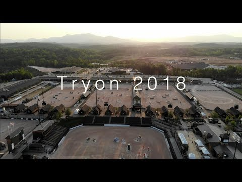 Tryon 2018 - FEEL THE EXPERIENCE with Jordan Larson