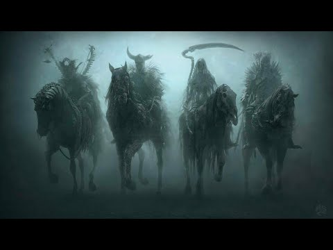 #BibleVideo - Explanation of the 4 Horsemen of the Apocalypse in the Book of #Revelation - Chapter 6