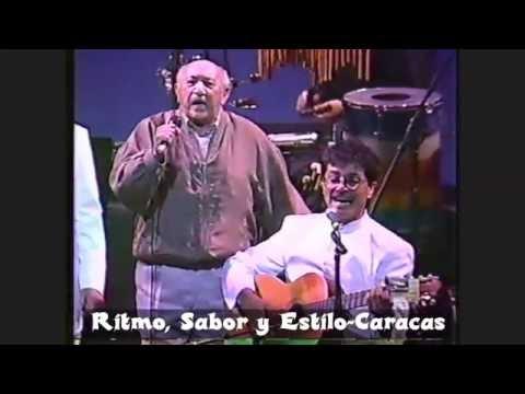 MI CABALLITO SIMÓN DÍAZ con SERENATA GUAYANESA en vivo 1996