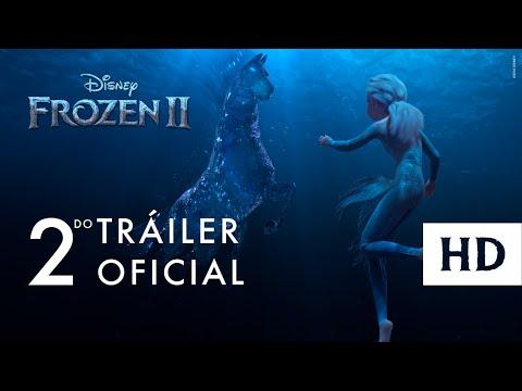 Frozen 2, de Disney - Tráiler oficial (subtitulado)