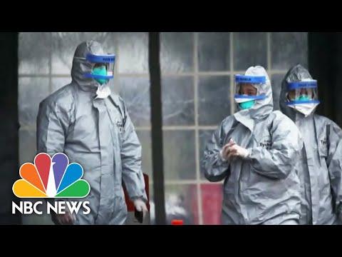 U.S. Coronavirus Cases Soar Over One Million | NBC Nightly News