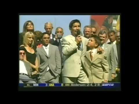 LAFFIT PINCAY JR - Despedida en Hollywood Park 2003