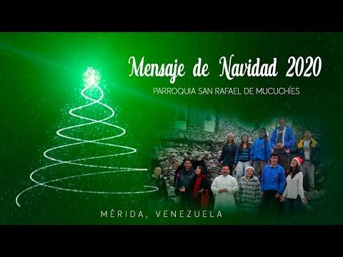 🎄Mensaje de Navidad🎄 San Rafael de Mucuchíes, Mérida-Venezuela