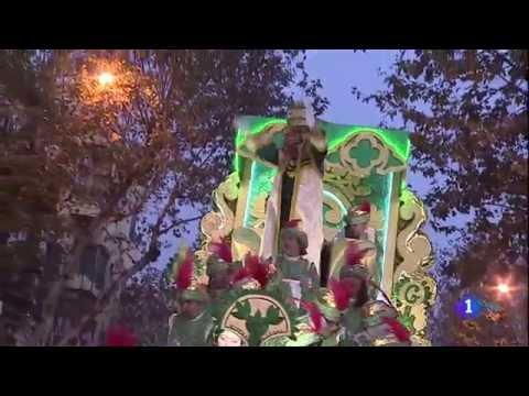Reyes Magos por toda España - 2015