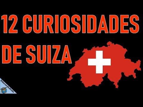 12 Curiosidades de Suiza que te Sorprenderán