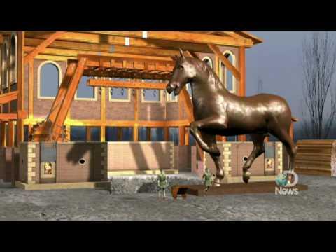 Leonardo DaVinci Perfected Word's Largest Horse Statue