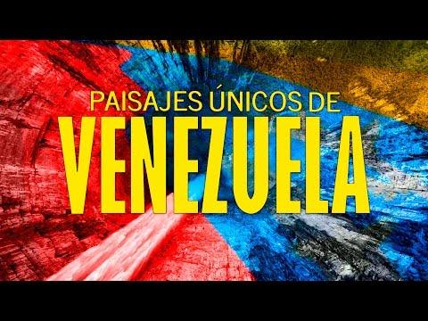 ✈️Recorriendo PAISAJES de VENEZUELA 2020   FullHD