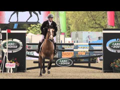 Show Jumping - Royal Windsor Horse show 2012