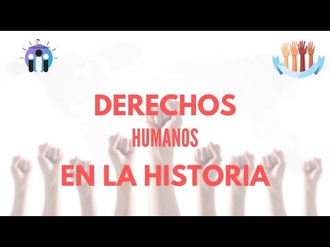 🔵 Generaciones de los DERECHOS HUMANOS -para estudiantes de secundaria