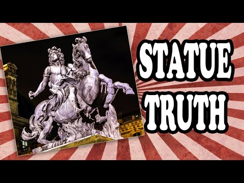 The Truth About Equestrian Statues and Whether Their Leg Positions Mean Anything