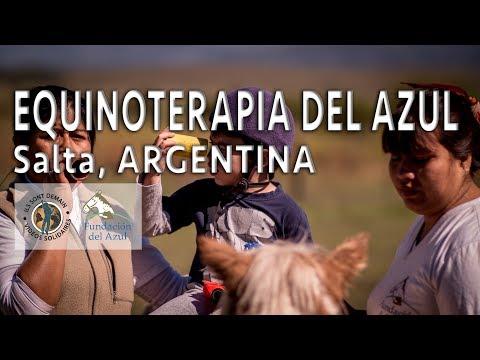 Fundación Equinoterapia del Azul, Salta – ARGENTINA