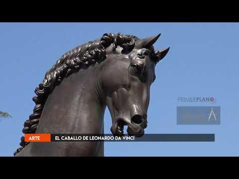 EL CABALLO DE DA VINCI en Milán por Edit Pellegrini