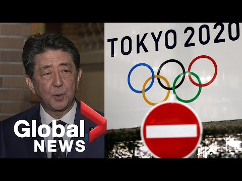 Coronavirus outbreak: Japan's PM says 2020 Tokyo Olympics will be postponed to 2021